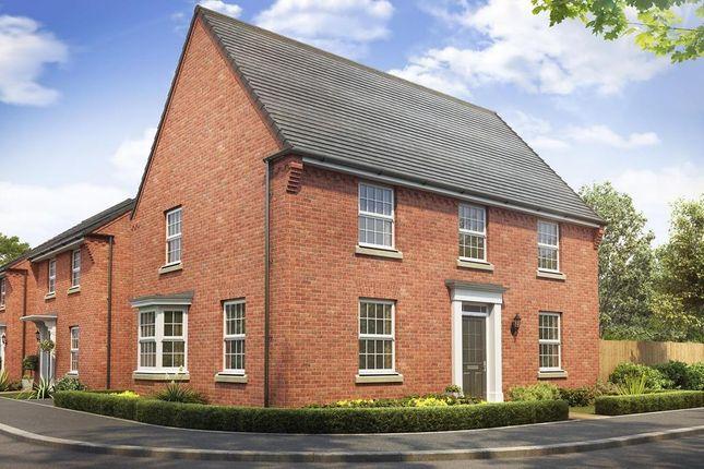 "Thumbnail Detached house for sale in ""Cornell"" at Kipling Road, Ledbury"