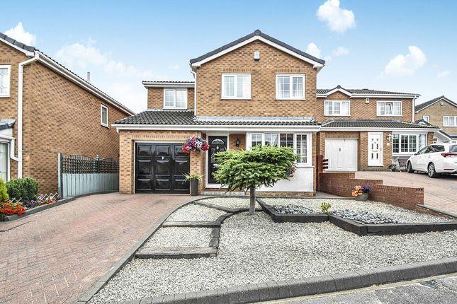 Thumbnail Detached house for sale in Rainton Grove, Barnsley