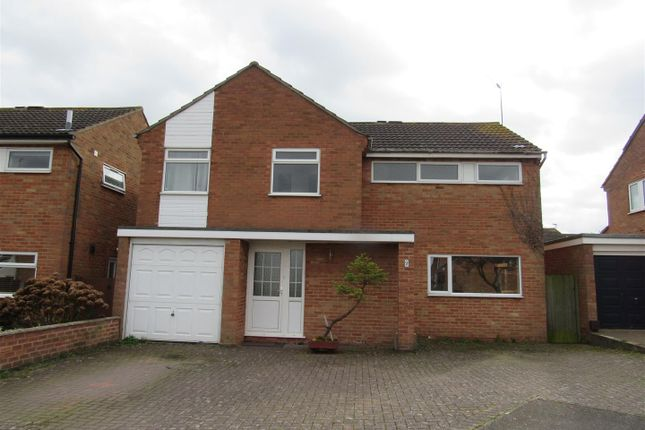Thumbnail Detached house for sale in Bute Way, Countesthorpe, Leicester