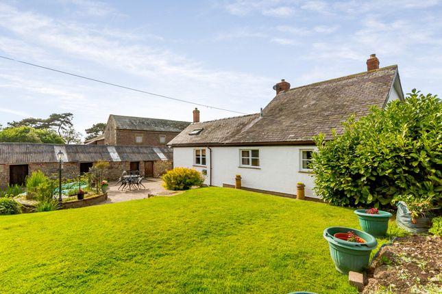 Thumbnail Cottage for sale in Longburgh, Carlisle, Cumbria