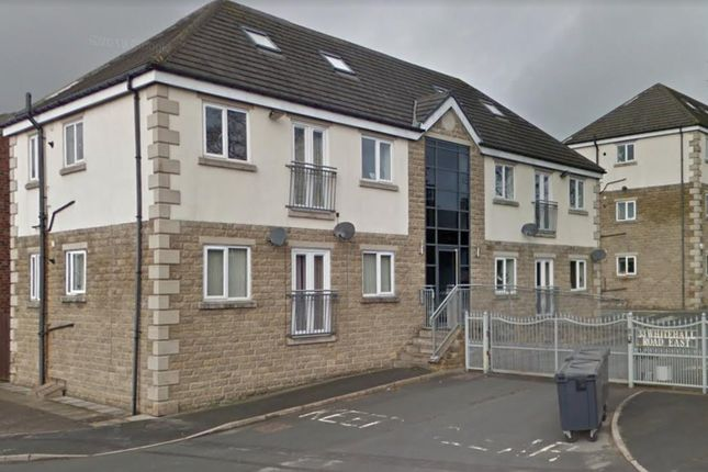 Thumbnail Flat for sale in Whitehall Road East, Birkenshaw, Bradford