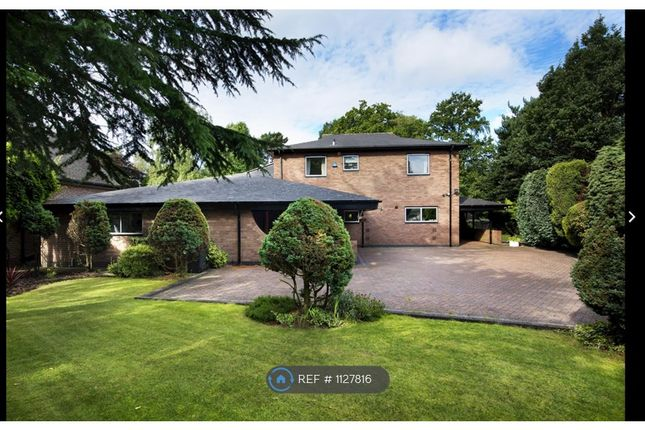 Thumbnail Detached house to rent in Little Aston Park Road, Sutton Coldfield