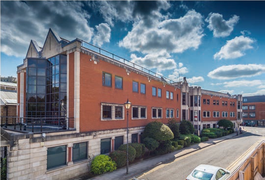 Thumbnail Office to let in Riverside House, Riverside Walk, Windsor