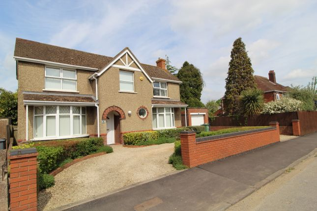 Thumbnail Detached house for sale in Tuffley Crescent, Gloucester