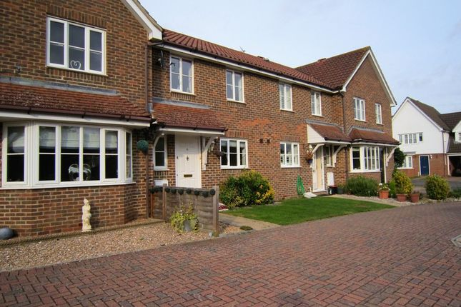 Thumbnail Terraced house to rent in Gascoyne Close, Bearsted, Maidstone