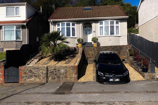 Thumbnail Bungalow for sale in Spionkop Road, Ynystawe, Swansea