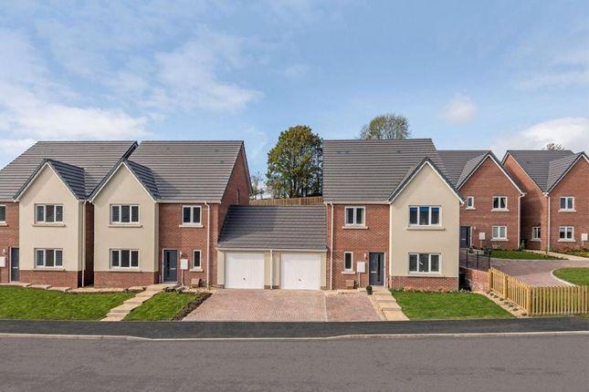 Thumbnail Link-detached house for sale in Kings Gate, Saxon Way, Kingsteignton, Newton Abbot