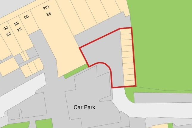 This Plan Is For Identification Purposes Only. Please Refer To The Legal Pack For Confirmation Of The Exact Site Boundaries