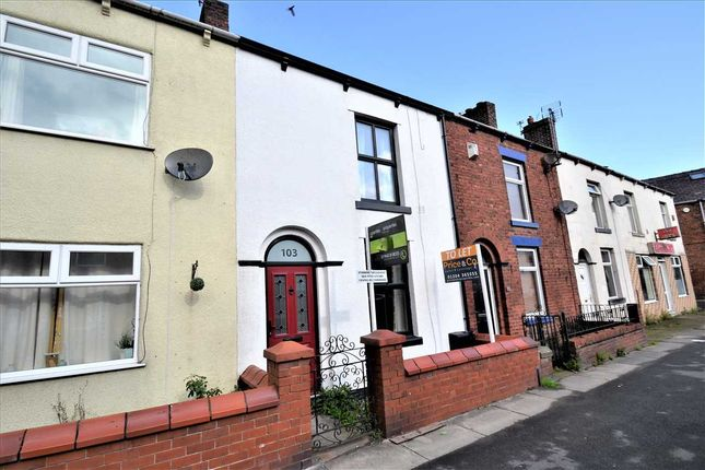 Thumbnail Terraced house to rent in Trinity Place, Church Street, Westhoughton, Bolton