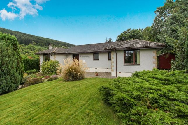 Thumbnail Bungalow for sale in Balmacaan Road, Drumnadrochit, Inverness