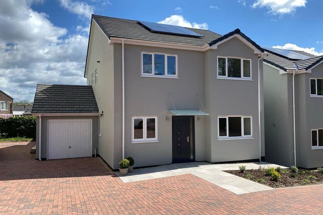 Thumbnail Detached house for sale in Wells Road, Whitchurch, Bristol