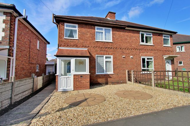Thumbnail Semi-detached house for sale in Halford Street, Tamworth