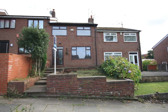 Thumbnail Terraced house to rent in Hillcrest Road, Castleton, Rochdale