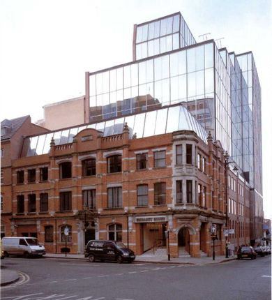 Office to let in Embassy House, 60 Church Street, Birmingham