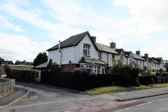 Thumbnail End terrace house for sale in Worting Road, Basingstoke