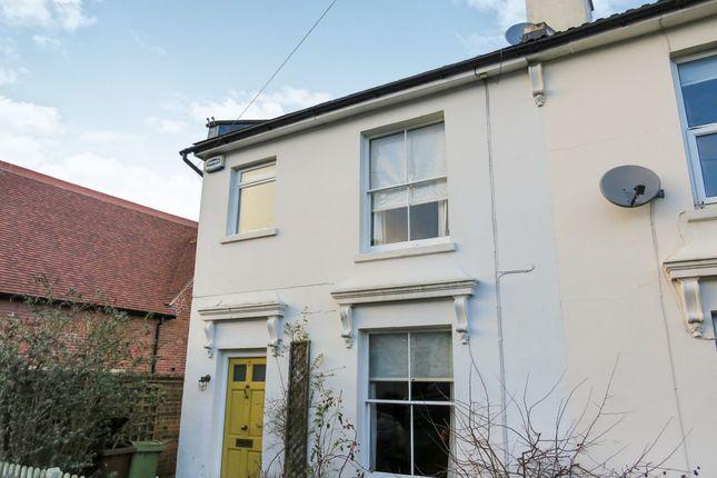 Thumbnail End terrace house for sale in Newcomen Road, Tunbridge Wells