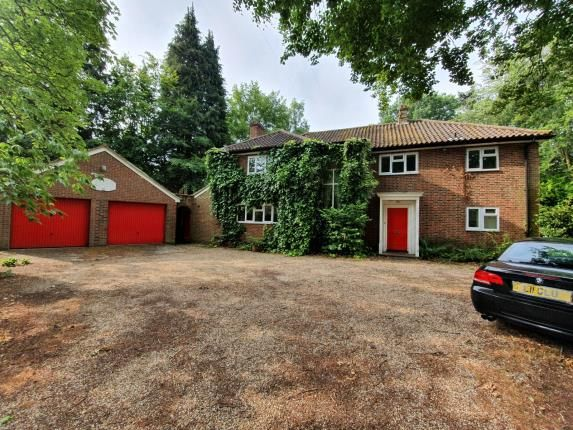 4 bed detached house for sale in Branksomewood Road, Fleet GU51