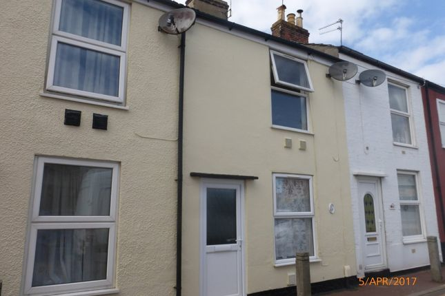 Thumbnail Terraced house to rent in Priory Plain, Great Yarmouth