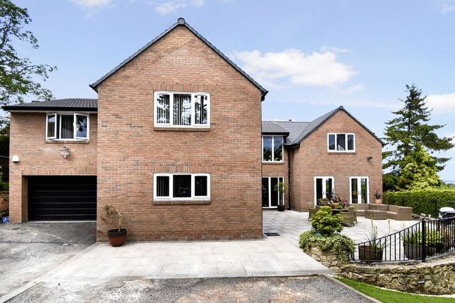 Thumbnail Detached house for sale in Hillside House, Ercall Lane, Telford