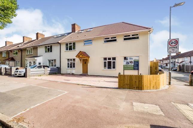 Thumbnail End terrace house for sale in Oxlow Lane, Dagenham