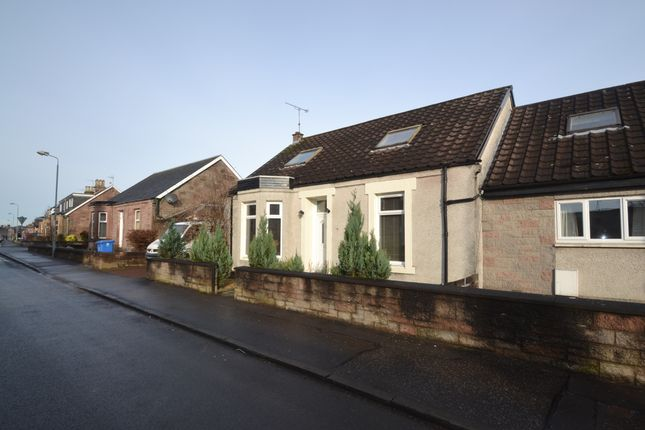 Thumbnail Semi-detached house to rent in Hill Street, Alloa, Clackmannanshire