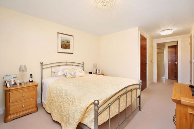 Master Bedroom of Pincombe Court, Buckingham Close, Exmouth EX8
