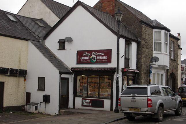 Thumbnail Retail premises for sale in St. John Street, Coleford