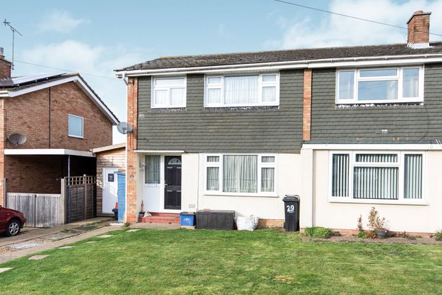 Thumbnail Semi-detached house for sale in Hillside Road, Southminster