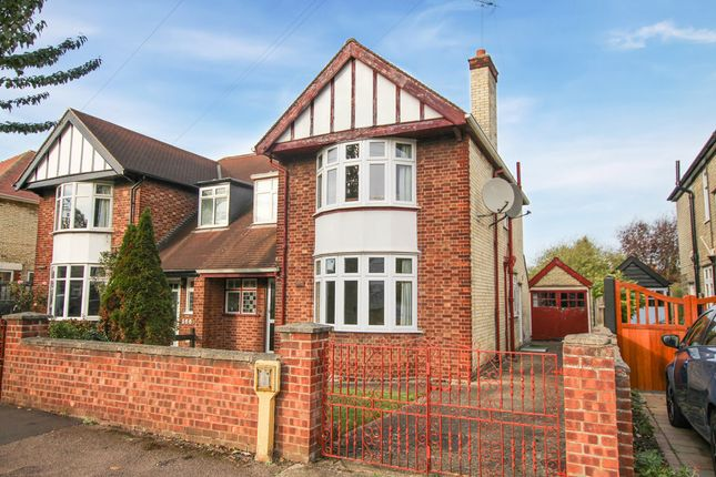 Thumbnail Semi-detached house for sale in Gilbert Road, Cambridge