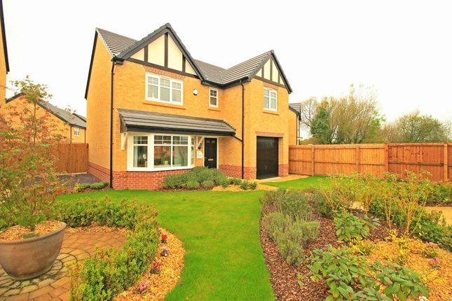 Thumbnail Detached house for sale in The Patrington Gibfield Park Avenue, Atherton, Manchester