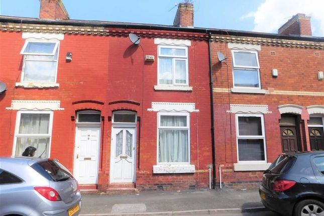 Thumbnail Terraced house for sale in Newport Street, Manchester
