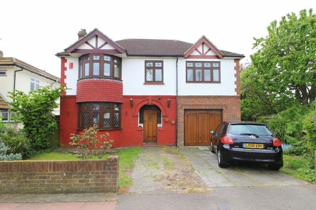 Thumbnail Detached house for sale in Old Farm Avenue, Sidcup