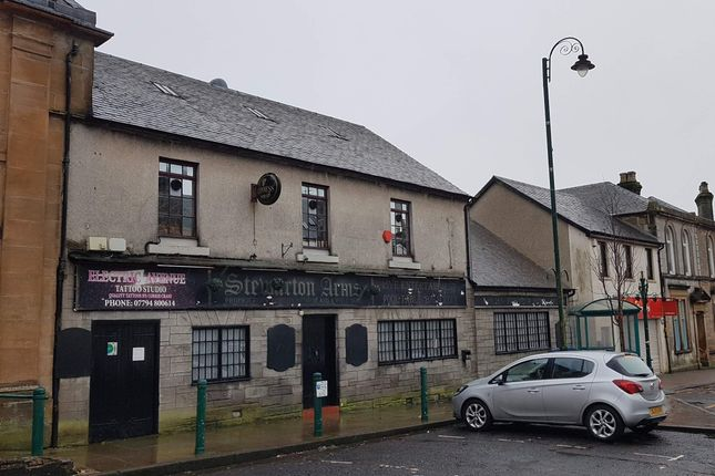 Thumbnail Commercial property for sale in Avenue Square, Stewarton