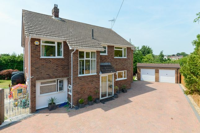 Thumbnail Detached house for sale in Fir Court, Hythe Road, Willesborough, Ashford
