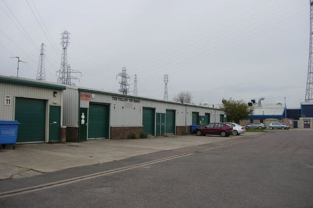 Light industrial to let in Riverside Industrial Estate, Boston, Lincolnshire