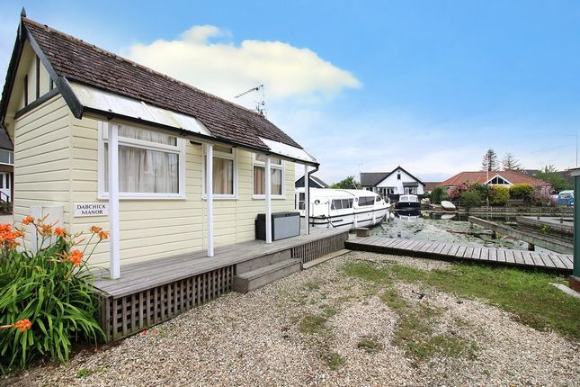Thumbnail Detached bungalow for sale in Brimbelow Road, Hoveton, Norwich