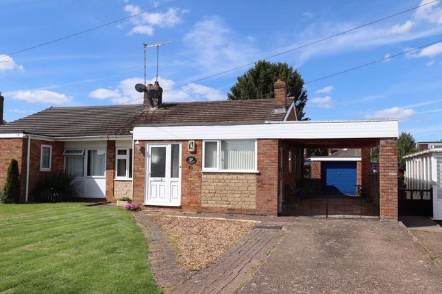 Thumbnail Bungalow to rent in Manor Close, Harpole, Northamptonshire