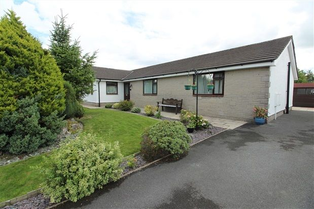Thumbnail Bungalow for sale in Whernside Grove, Carnforth
