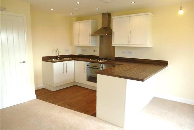 Thumbnail Flat to rent in Canal View, Bathpool, Taunton