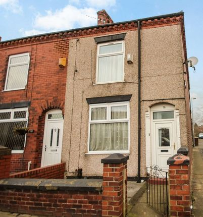 Thumbnail Terraced house for sale in Cleggs Lane, Little Hulton, Manchester