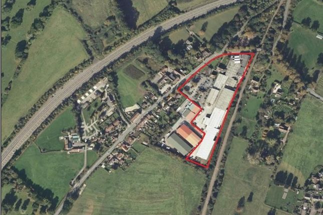 Thumbnail Land for sale in Former Haynes Publising Site, Sparkford