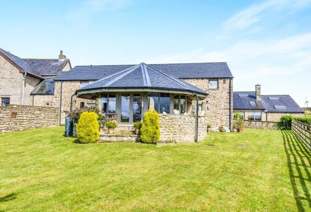 Thumbnail Barn conversion for sale in Burrow Heights Farm, Burrow Heights Lane, Lancaster