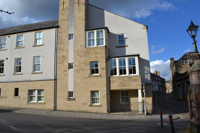 Thumbnail Flat for sale in Narrowgate, Alnwick