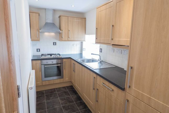 Thumbnail Flat to rent in Grove Street, Wantage