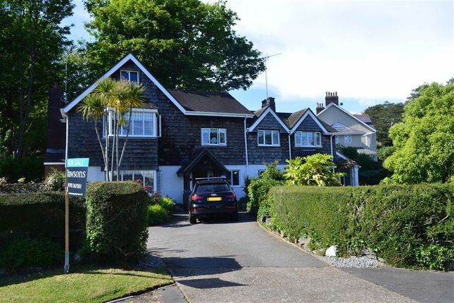 Thumbnail Detached house for sale in Brynfield Road, Langland, Swansea