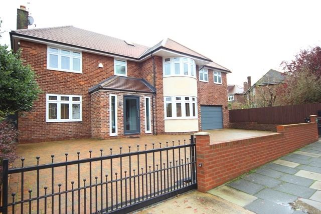 Thumbnail Detached house to rent in Dunsdon Road, Calderstones, Liverpool