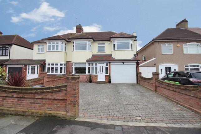 Thumbnail Semi-detached house for sale in Little Heath Road, Bexleyheath