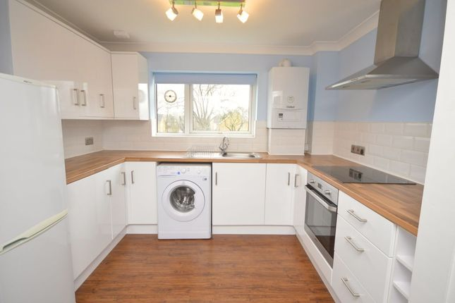 Thumbnail Flat for sale in Bembridge Place Linden Lea, Watford