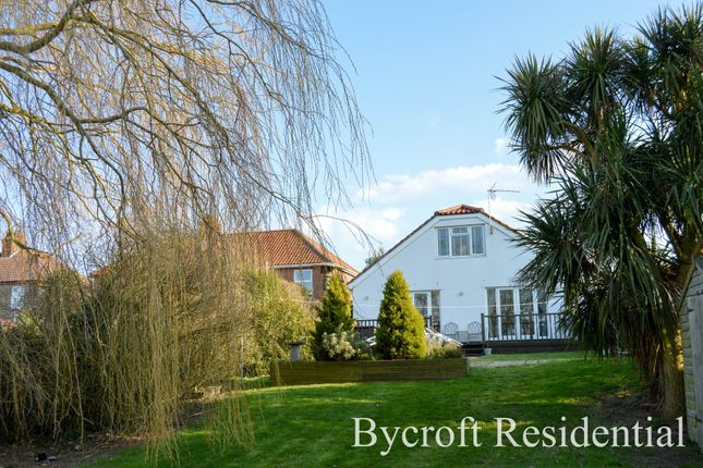 Thumbnail Detached house for sale in Repps Road, Martham, Great Yarmouth