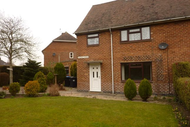 Thumbnail 3 bed property to rent in Dovedale Avenue, Ashbourne, Derbyshire